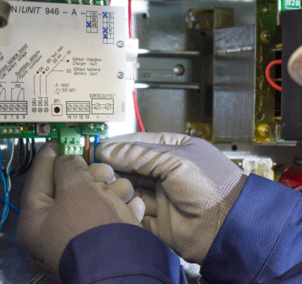 Reparaciones electricas - revision contador luz Iberdrola - Gas Natural Union Fenosa - Endesa